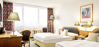 Comfort single room - BEST WESTERN Hotel Leoso Ludwigshafen